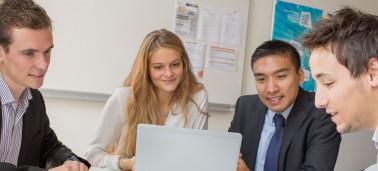 Programme Grande École: Zoom sur le Business Game en cycle Master