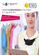 International Fashion Business Summer Program