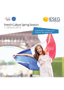 French Culture Spring Session