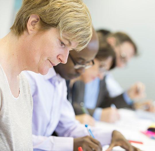 réunion d'informations et cofnérences - Agenda Executive MBA