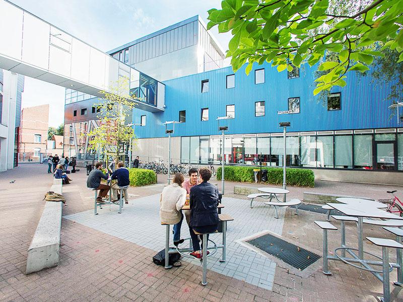 Découvrir le campus de Lille