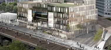Agrandissement du campus IÉSEG Paris-La Défense de 8 000 m² complémentaires