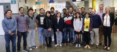 L'IÉSEG lance un partenariat avec Capgemini pour son MSc en « Big Data Analytics for Business »