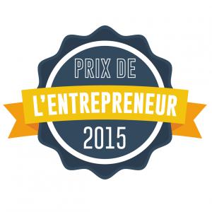 Logo Prix de l'entrepreneur