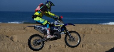 Nos étudiants ont du talent : Arthur Ringot, champion de France de Moto – Courses sur sable