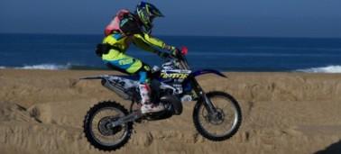 Nos étudiants ont du talent : Arthur Ringot, champion de France de Moto – Courses sur sable