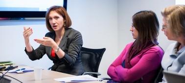 Anna Canato nommée Directeur de la Recherche de l'IÉSEG