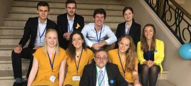 Compétition Nationale Enactus France 2016: Enactus IÉSEG prend la 2ème place !