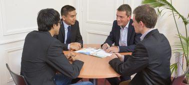 Développement du Club des Entreprises Partenaires de l'IÉSEG