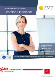 Mastère spécialité Direction Financière