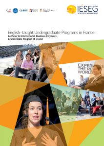 Grande École & Bachelor in International Business Programs