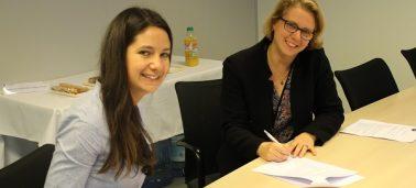 L'IÉSEG s'engage pour l'égalité des chances avec l'Association Passeport Avenir