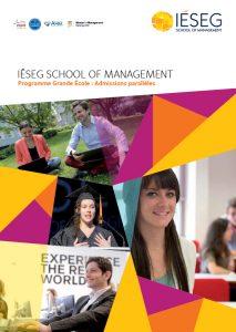 Programme Grande École - Admissions Parallèles