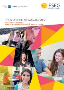 Programme Grande École - Vous vivez à l'étranger