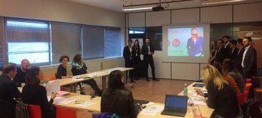 Collaboration avec Camaïeu et Uniqlo : des étudiants de l'IÉSEG travaillent sur de réelles problématiques de responsabilité sociétale de l'entreprise