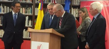 IÉSEG reinforces partnership with Universidad de la Sabana in Colombia with new double degree agreement