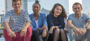 Zoom sur le «  Bachelor in International Business » (BIB) : un programme en trois ans pour permettre aux étudiants d'entrer dans le monde du travail avec une longueur d'avance.