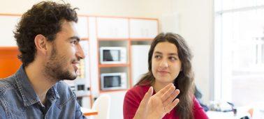 Première rentrée du nouveau Master en Apprentissage, filière « Digital Marketing & Innovation »