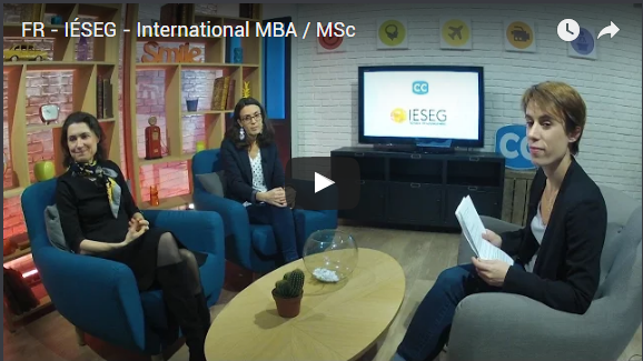 ieseg-Campus Channel-IMBA-MSc-2017