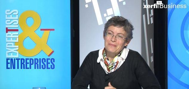 Catherine Demangeot - Xerfi Canal TV