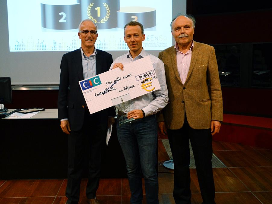 1er Prix Créenso