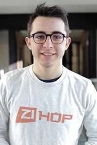 Dorian Lovera - fondateur de Zihop