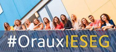 Candidats en Admissions Parallèles : vous êtes admis à l'IÉSEG, félicitations !