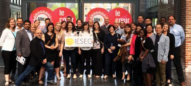 IÉSEG Executive Education accueille des managers canadiens pour une Learning Expedition