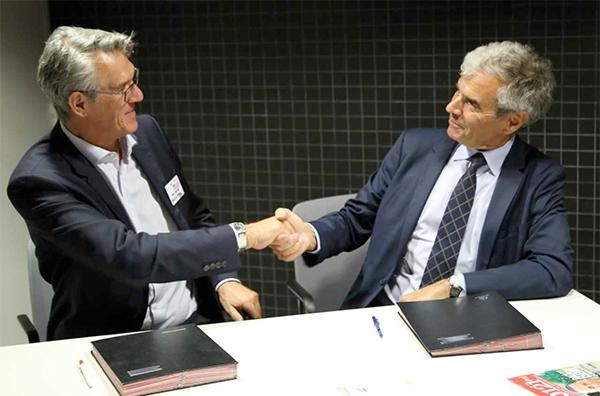 Partenariat Caisse d'Epargne