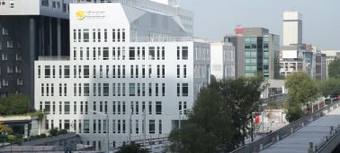 Expansion of the Paris-La Défense Campus: Opening of a new 8 000 m² Building