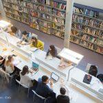 Bibliothèque - Campus de Lille