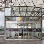 Entrée Grande Arche - Campus de Paris