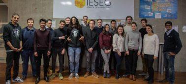 Découvrez les startups de la promotion 2018 de l'Incubateur IÉSEG