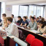 Salle de cours - Campus de Lille