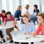 Salle de cours - Campus de Paris