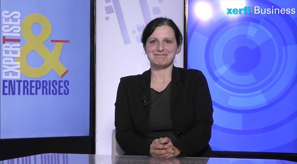 Cristiana Sappa - Xerfi Canal TV
