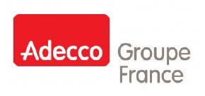 Logo Adecco Groupe France