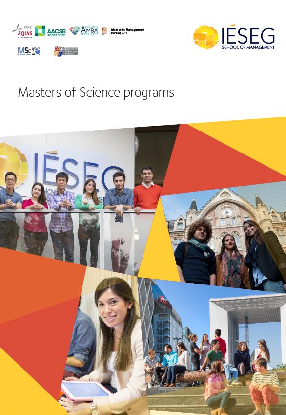 our brochures iÉseg