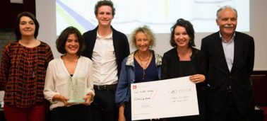 Social entrepreneurship: IÉSEG and the IMMOCHAN Foundation announce the winners of the CRÉENSO competition