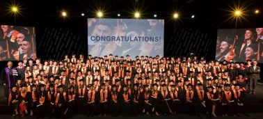 Graduation ceremony (Grande École program) and Pre-graduation ceremony