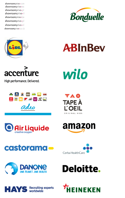 Entreprises partenaires