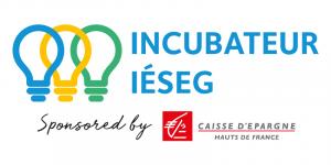 Incubateur IÉSEG - sponsored by Caisse d'Epargne Hauts de France