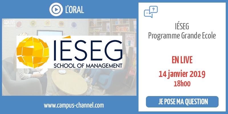 IESEG - 14-01-2019