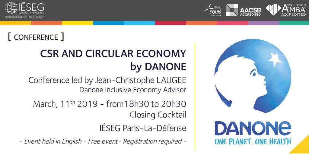 Conference-Danone