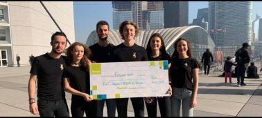 L'Association étudiante « FruiT Légumes » primée par la Fondation Auchan pour la Jeunesse