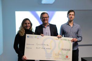 Prix de l'Entrepreneur IÉSEG 2019