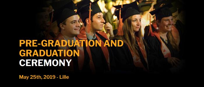 Pre-Graduation and Graduation Ceremony 2019
