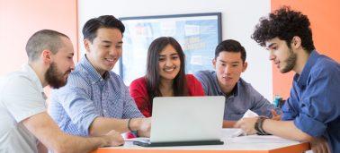 Les 4 et 5 avril: un premier Makeathon coorganisé avec Oracle et Upper Link Partner Microsoft…