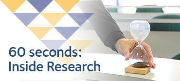"IÉSEG launches new series of short research videos ""60 seconds: Inside Research"""