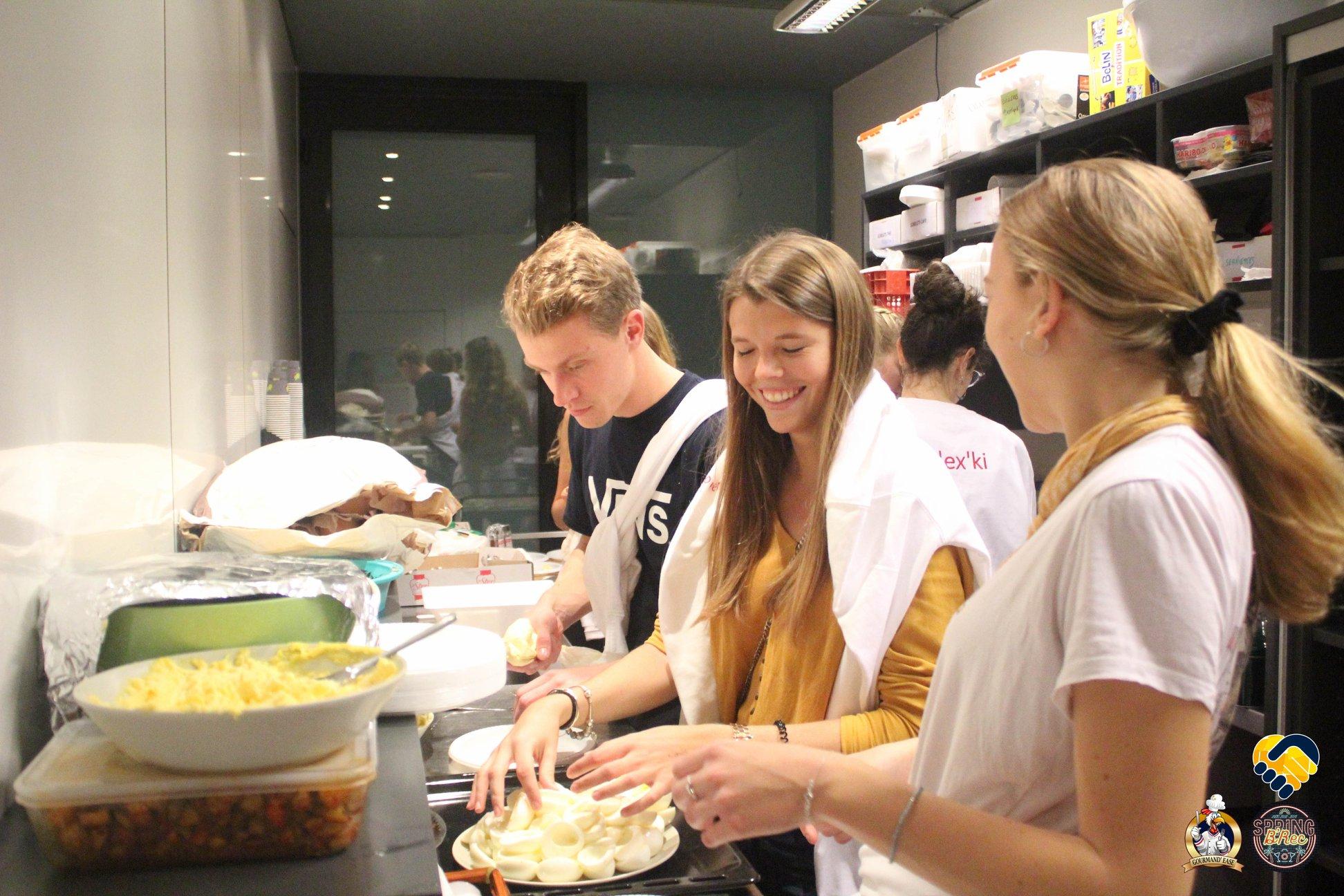 Association étudiante IÉSEG - Cuisine